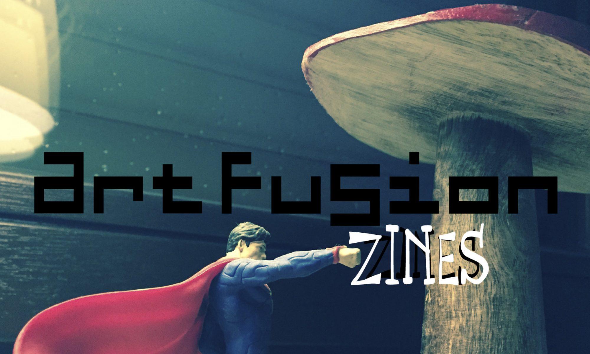 Artfusion Zines